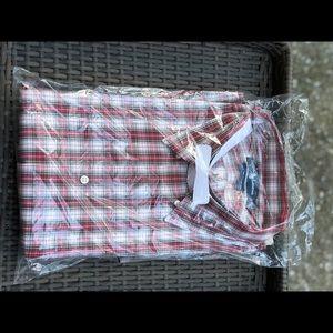Men's Big & Tall Polo Ralph Lauren L/S Plaid Shirt